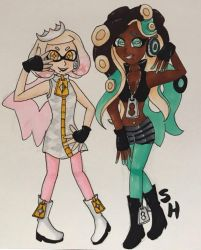 Off The Hook by SketchHappily