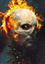Ghost Rider by BBarends