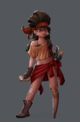 Pirate Gurl by StMan
