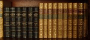 Book Spines by Rozzers-Stock