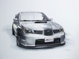 STI 07 California by Mipo-Design