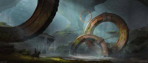 Ascend: Mysterious Ruins by MvGorlei