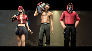 [SFM] Gangsters Paradise by TheLisa120