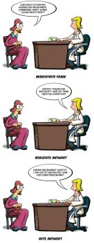 Who is the Expert?! by CJ-Comic