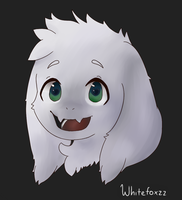 Yet again, More Asriel by WhiteFoxzz