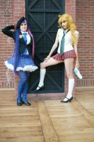 Panty and Stocking: 2 by NotSoProPhoto