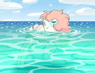 - Water is my element - by PencilTree