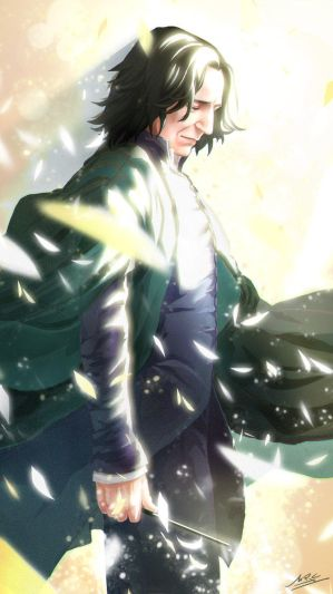 Snape x Reader: Huffle-Baby and the Matchmaker by Tarnisis on DeviantArt