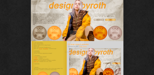 #13 design version ft. billie eilish by designsbyroth