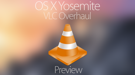 Yosemite Icon For VLC! by Atopsy