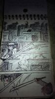 12 Protectors story board page11 by 13thprotector