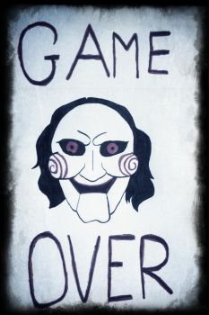 GAME OVER by ElwynDivine