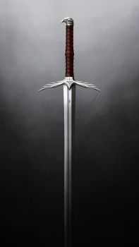 Trell's Sword by AlexJJessup