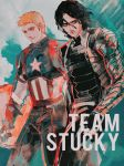 Stucky by amuii