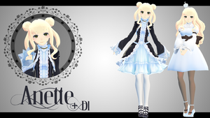 |MMD| Anette Angel Download [Closed] by Dastezi