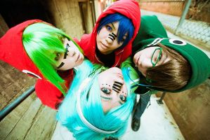 Vocaloid: Matryoshka group by ihitoq