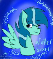 Wimper Scarl (GIFT) by CupcakeEdits20