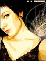 Another kind of angel by masiz by BrailaCity