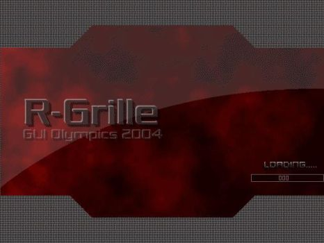 r-grille red boot by fivesballs