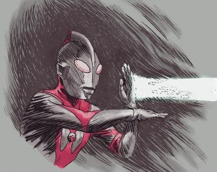Ultraman by DugNation