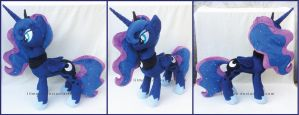 Princess Luna S2 by LiLMoon