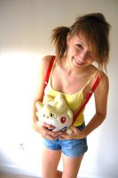 Misty Cosplay by Katenator