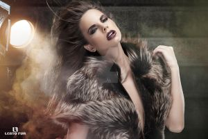 lento fur by bakphotography