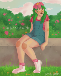 Genevieve (AT) by star-socks