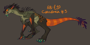 Catcabra #3 AUCTION by LiLaiRa