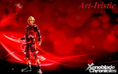 Xenoblade, Shulk by Art-Iristic