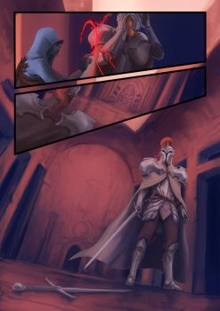 Step Aside: Chapter 02: Page 05 by OrangeSavannah