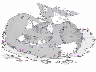 comforting by foxtricks