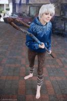 Jack Frost the Guardian by ColinPortfolio
