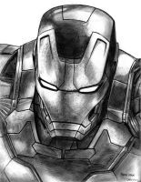 Iron Man (Avengers - Age of Ultron) by SoulStryder210