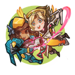 Pharmercy Sticker by stupah