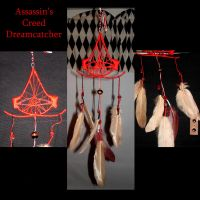 Assassin's Creed Dreamcatcher by lexxy-kitty