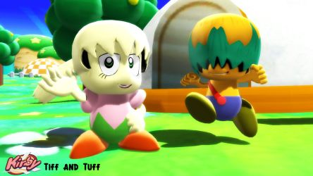 (MMD/XPS Model) Tiff and Tuff Download by SAB64