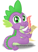 Spike button design by AleximusPrime