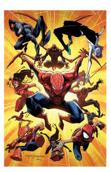 Spiderverse by E-Mann