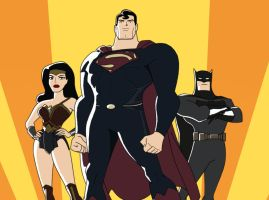 Justice League by loyds