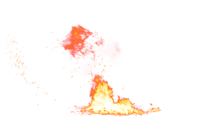 Fire 2 PNG by ashrafcrew