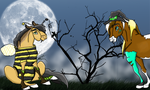 Smile its halloween by HorseRus