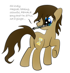 rule 63 doctor whooves by zomgitsalaura