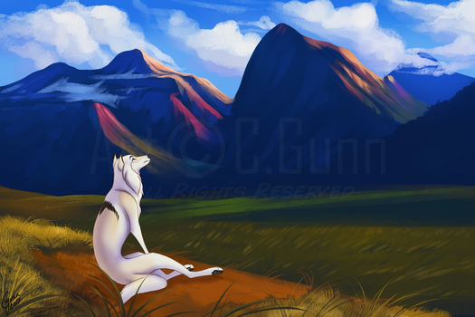 Summer's End by InstantCoyote