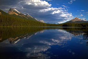 Honeymoon Lake by Zapa3a