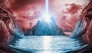 The Last Jedi: Light, Darkness and Balance by TDSOD