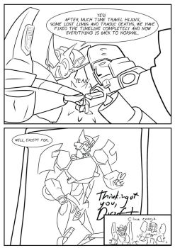 Fill-in-the-Punchline: Drift by purinpuff