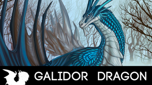HOW TO DRAW YOUR DRAGON TUTORIAL! Scales by Galidor-Dragon