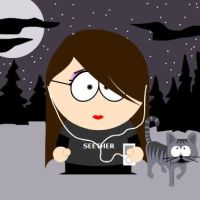 me as a south park character by KatJean