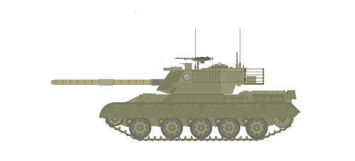 MBT Design MV-59B by KirkHal